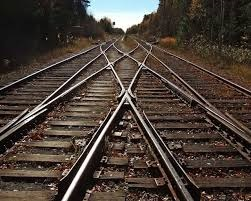 train tracks(vias de trenes)